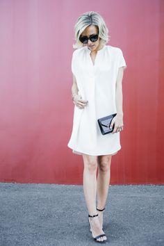 Damsel in Dior | Legendary Classic White dress