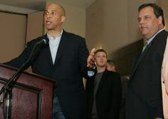 Cory Booker: Christie Vulnerable To Challenge