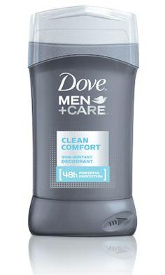 Men's Skin Care from Dove: Dove® Men+Care Clean Comfort Deodorant