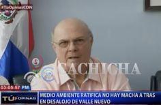 Continua La Polémica. Medio Ambiente Ratifica No Hay Marcha Atrás En Desalojo De Valle Nuevo
