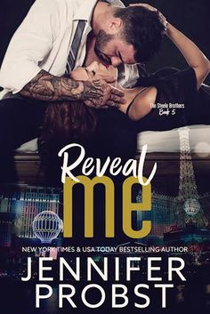 I Love Romance: AVAILABLE 9/26:  REVEAL ME BY JENNIFER PROBST