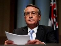 """Is Australia on track for a Spain-like economic crisis? Morgan Stanley says it's a possibility. But Australia's Deputy Prime Minister and Treasurer Wayne Swan says the thesis is """"Absurd."""""""