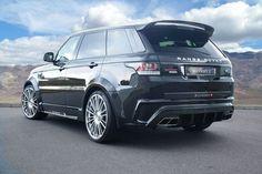 Mansory neemt nieuwe Range Rover Sport onder handen