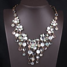 Fashionable Women's Drop Beads Pendant Necklace, AS THE PICTURE in Necklaces | DressLily.com
