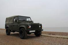 Should I get an Ex MOD Defender - Land Rover Zone