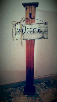Welcome post