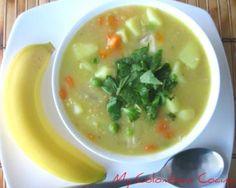 Sopa de Avena.