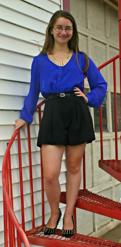 Cute Skirt Outfits, Rock Outfits, Cute Skirts, Cute Dresses, Fashion Outfits, Short Dresses, Cute Little Girl Dresses, Girls In Mini Skirts, High Waisted Skater Skirt