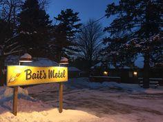Bait's Motel - Tomahawk, Wisconsin