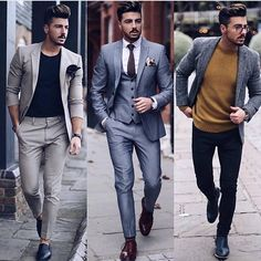 """Gefällt 3,640 Mal, 38 Kommentare - GentWith Classic Style (@gentwithclassicstyle) auf Instagram: """"1, 2, 3? Choose your favourite one! #gentwithclassicstyle"""""""