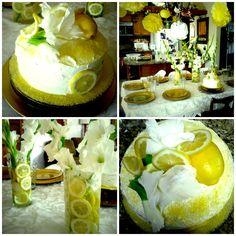 Lemon Party Decorations