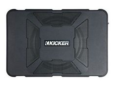 8'' 150 W subwoofer    the Kicker 11HS8 which has the best quality features and also does not occupy space in the car.