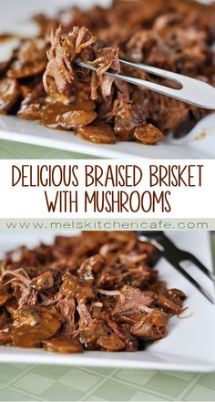 This brisket recipe holds the secret to the most magnificently delicious gravy I've ever tasted.