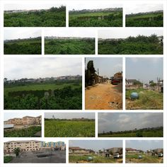 10 acres of land for sale directly opposite Millenium Estate, Gbagada, by ups. Title: land certificate.  Click on the image to view full details  #realestate #property #duplex #house #forsale #Maryland #Lagos #Nigeria