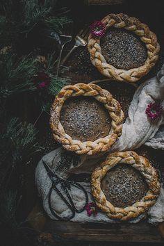 Fleur De Sel & Lavender Sugar Hoosier Cream Pies   TermiNatetor Kitchen
