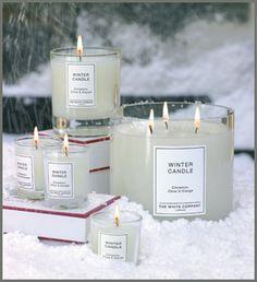 Winter - My favorite scent ♥ ♥ ♥