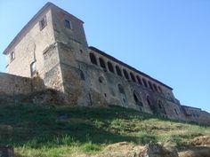 Historia y Genealogía: Palacio de los marqueses de Almazán. Iglesia parroquial de San Miguel. Almazán. Soria.