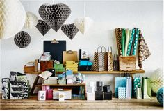 Poppytalk: IKEA's New PAPERSHOP!