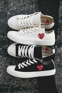 Converse x Comme Des Garçons Collection Available Now 702-463-3322 www.featuresneakerboutique.com