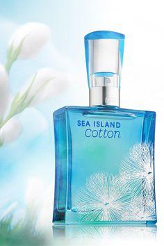 Eau so fresh —yet SO long-lasting! #SeaIslandCotton