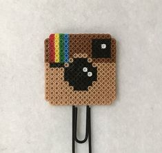 This Social Media Planner clip or magnet is perfect for shop owners, bloggers, or other Instagram loving people. Check out Happy Hearts Paper Co. on Etsy for more fun and unique planner ideas, planner clips, planner bands, bookmarks, magnets, and more. Lots of fun perler bead creations! HappyHeartsPaperCo.etsy.com #plannerideas #planners #planner #happyplanner #perlerbeads #etsyseller #etsyshop #plannerclips #plannerbands #bookmarks #socialmedia