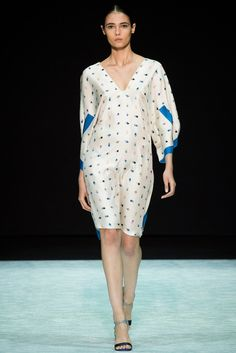 Angelos Bratis Spring 2015 Ready-to-Wear Collection Photos - Vogue