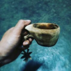 Kuksa (gelas kayu)