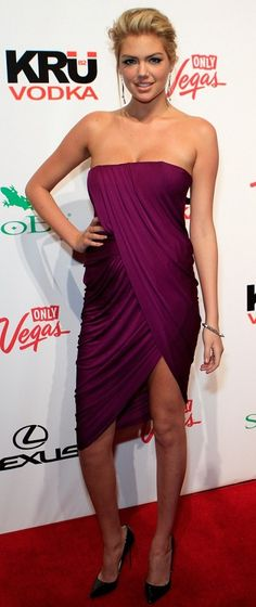 not sure who she is but LOVE the dress!