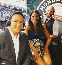 "ESPN's Jessica Mendoza Draws Massive Praise For Debut On ""Sunday ... Jessica Mendoza, Espn, Sunday, Fashion, Moda, Domingo, Fashion Styles, Fashion Illustrations"