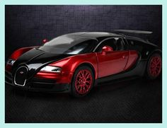 1:32 Scale Bugatti Veyron coches jugetes Diecast Car Model autos a escala Pull Back Toy Cars oyuncak araba Kids Toys Gifts
