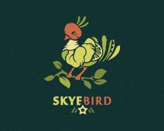 Here it is the second concept for a company whose goal is to promote the healthy organic lifestyle,while supporting local farmers and the Slow Food movement.