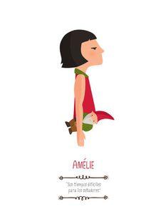 """""""Son tiempos difíciles para los soñadores"""" - Amélie"""