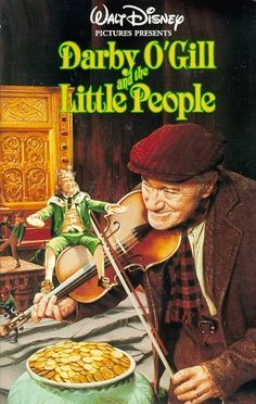 Darby O'Gill  the Little People (1960). Such a cute show.