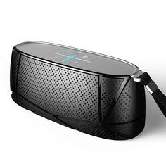 MD-05 Bluetooth Speakers Stereo Portable Wireless Speaker Enhance Bass Black New | Consumer Electronics, Portable Audio & Headphones, iPod, Audio Player Accessories | eBay!
