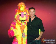 Got a photo with @jasonsfolly at @SupanovaExpo who plays Lucius Malfoy from Harry Potter pic.twitter.com/EGYalIiU2I