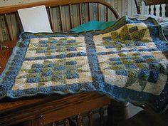 Ravelry: Baby Blocks Crochet Quilt pattern by C.L. Halvorson