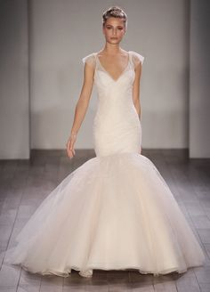 Bridal Gowns, Wedding Dresses by Jim Hjelm - Style jh8604