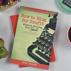 Earn a living doing what you love! Whether you have been blogging for years or just a few weeks, How to Blog For Profit (Without Selling Your Soul) will prove a valuable resource. The expanded second