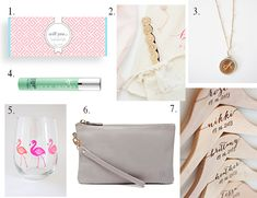 The Perfect Bridesmaid Gifts + Giveaway - Inspired By This