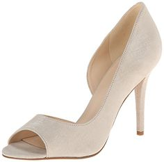 Nine West Women's Dorey Leather D'Orsay Pump, Taupe, 7.5 M US Nine West http://www.amazon.com/dp/B00NCTPVNC/ref=cm_sw_r_pi_dp_60z-ub14S874A