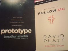 Got these books because they jumped out at me.