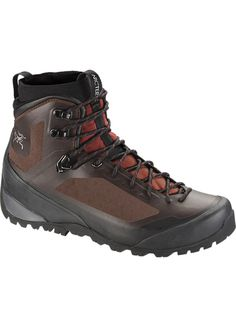Bora Mid GTX Hiking Boot Men's Next generation multiday hiking footwear with Arc'teryx Adaptive Fit, seamless thermolaminated upper, and the waterproof protection of GORE-TEX®.