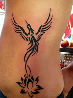 New Phoenix Tattoo Designs For 2016 (24)