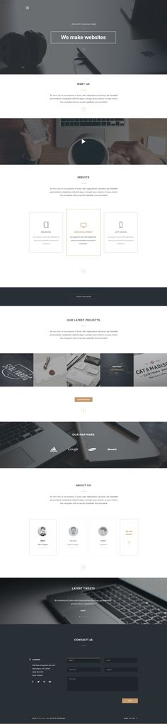 Use Arcadia Bootstrap HTML template for your portfolio and other projects for free. Arcadia is built with Bootstrap and work responsive for mobile versions. Bootstrap Template, Wordpress Template, Page Template, Tool Design, App Design, Free Web Page, Simple Web Design, Mobile Web Design, Free Website Templates