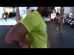 Tight Shoulders? Clean up your lats. | Feat. Kelly Starrett | MobilityWOD - YouTube