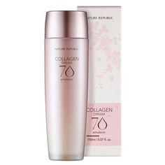 NATUREREPUBLIC Collagen Dream 70 Emulsion [Korean Import] >>> Continue to the product at the image link.