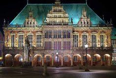 Rathouse (City Hall) Bremen, Germany