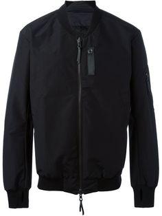 11 BY BORIS BIDJAN SABERI glove-sleeves bomber jacket. #11byborisbidjansaberi #cloth #jacket