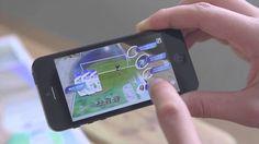Lo último de H&S en UK. Una app de realidad aumentada con la que interactuar desde sus anuncios. #digital #advertising #app #branding