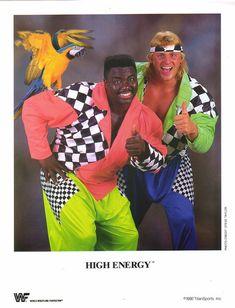 High Energy | Koko B. Ware & Owen Hart